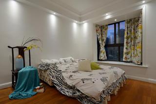 120平中式风格家次卧设计图