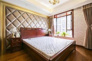 欧式风格装修卧室设计图