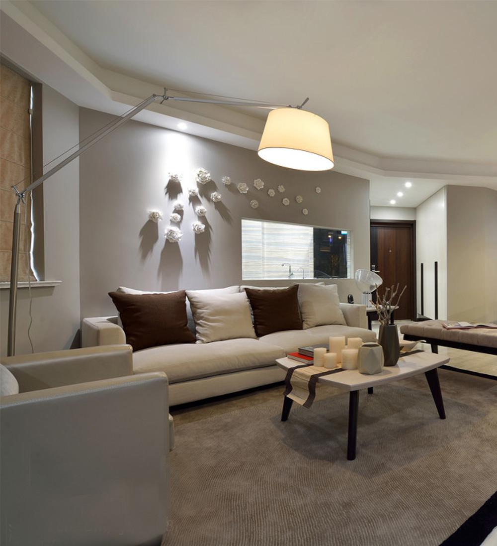 现代简约之家沙发图片