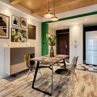 混搭二居装修设计 随性自然