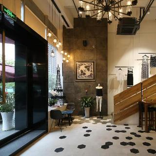 生活咖啡馆装修设计图