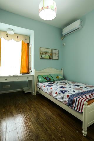 65平公寓装修儿童房效果图