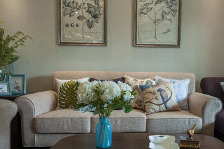 85平简美之家沙发图片