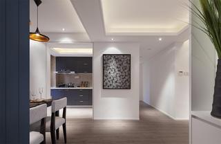 現代簡約三居櫥柜圖片