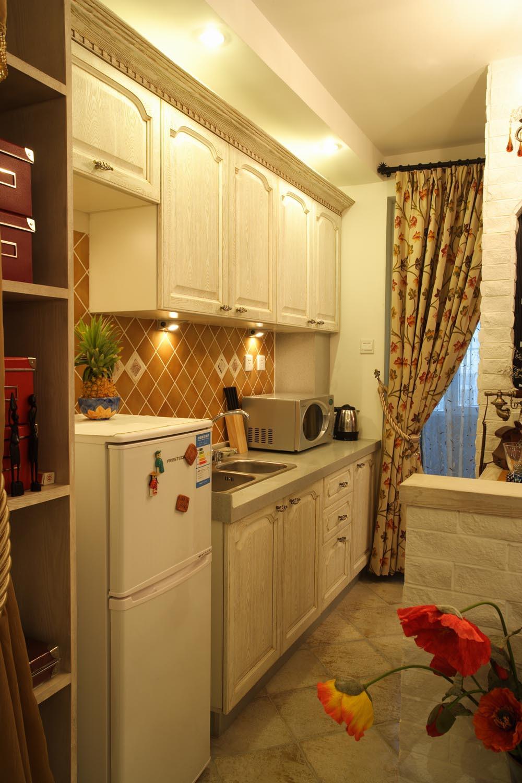 30平小户型装修厨房设计图