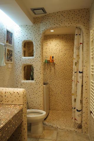 30平小户型装修卫生间装潢图