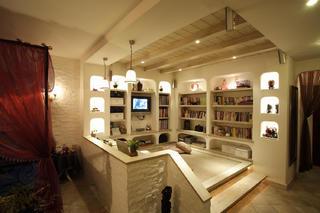 30平小户型装修客厅地台设计