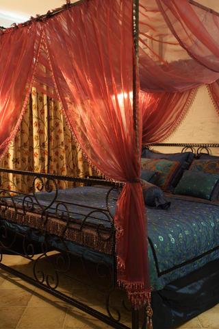 30平小户型装修床上用品图片