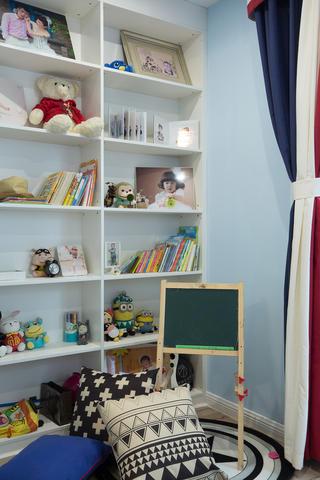 三居室美式风格家儿童娱乐区