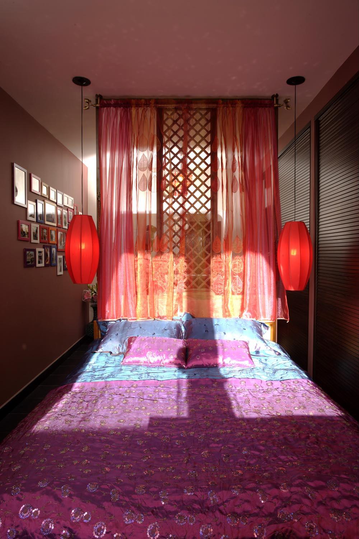 东南亚风格小户型装修吊灯图片