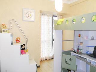 130平简约装修儿童房设计图