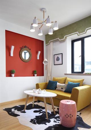 一居室北欧小家客厅设计图
