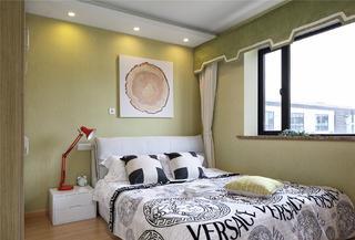 一居室北欧小家卧室搭配图