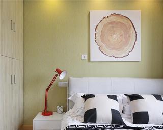 一居室北欧小家台灯图片