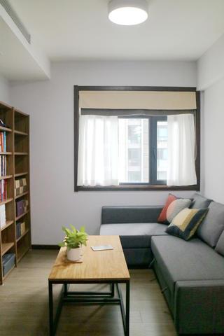 简约风格二居装修沙发图片
