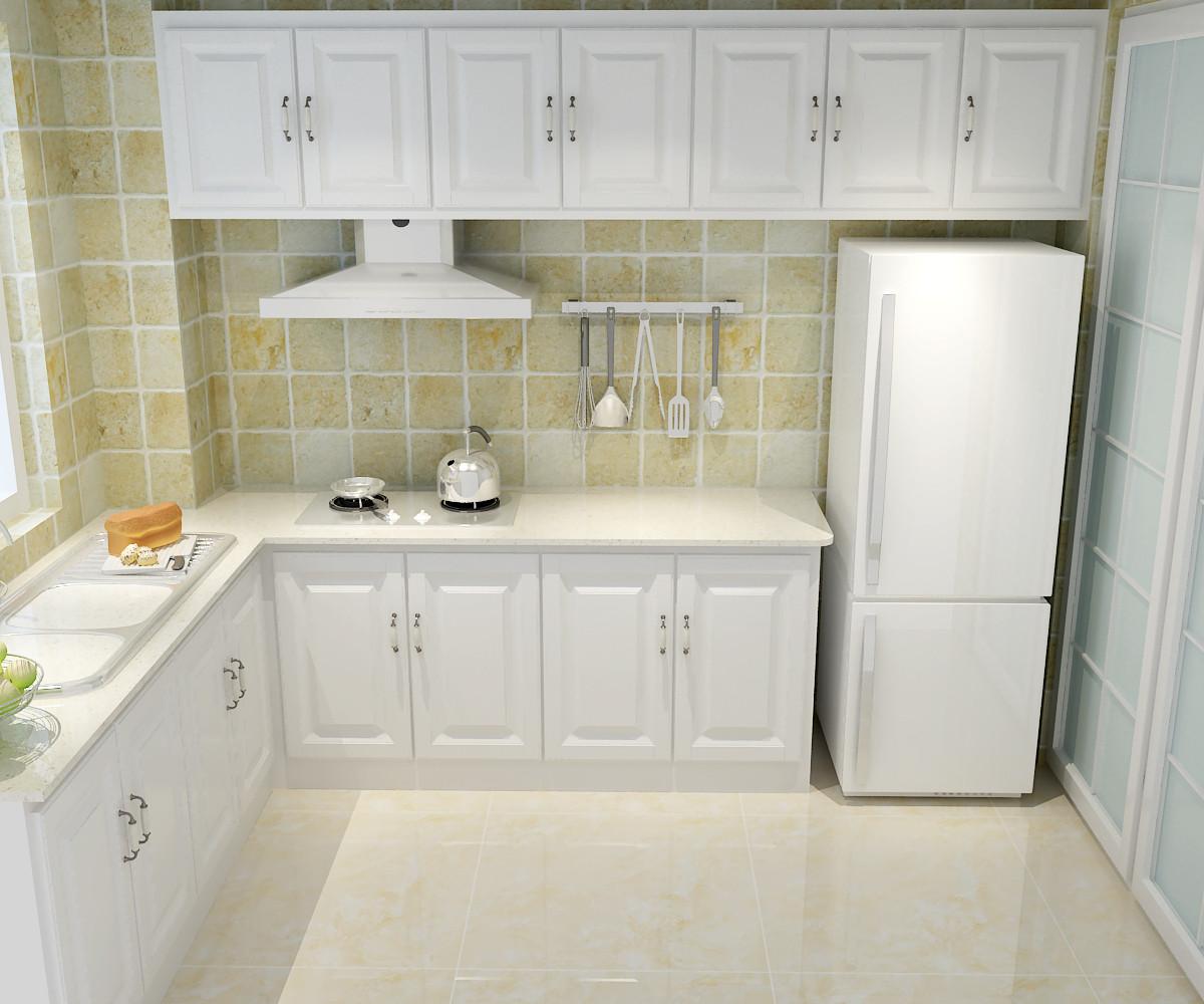 140平装修厨房效果图