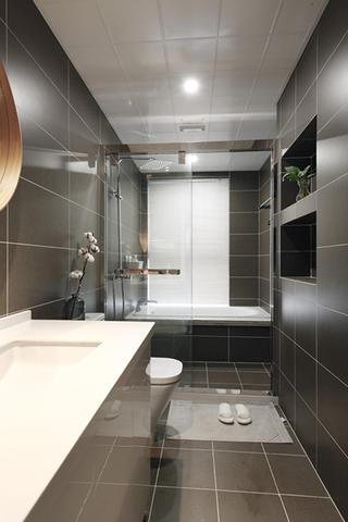 北欧复式装修卫生间设计图