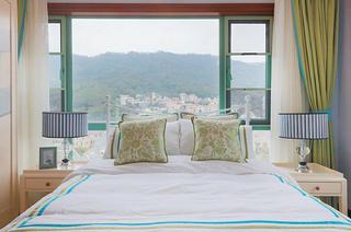 美式别墅装修窗户图片