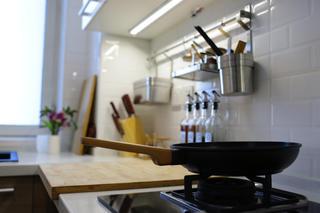 小户型北欧风设计厨房一角
