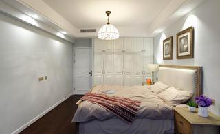 105平美式風格裝修臥室設計圖