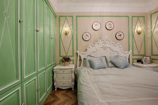 新古典装修次卧设计图