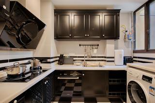 60平小户型设计厨房构造图