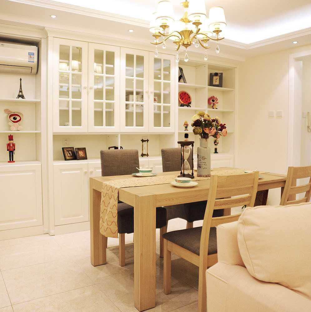 110平简约三居室装修设计图