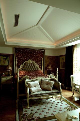 歐式別墅裝修臥室設計圖