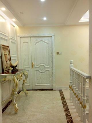 欧式风格别墅装修门厅过道