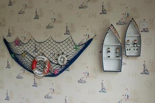 美式别墅装修儿童房墙面装饰