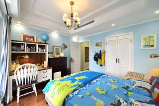 简美复式装修儿童房设计图