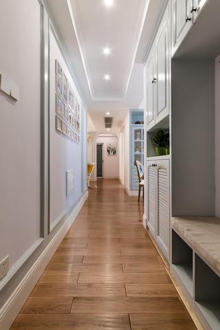 美式二居装修走廊图片