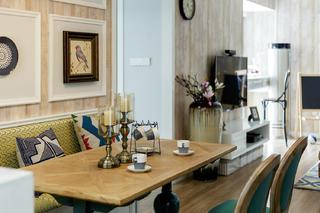 美式三居之家餐桌摆件