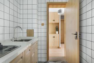 小户型北欧风格家厨房设计图
