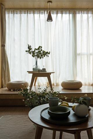 小户型北欧风格家地台设计