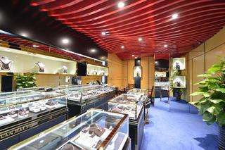 25平珠宝店装修墙面设计