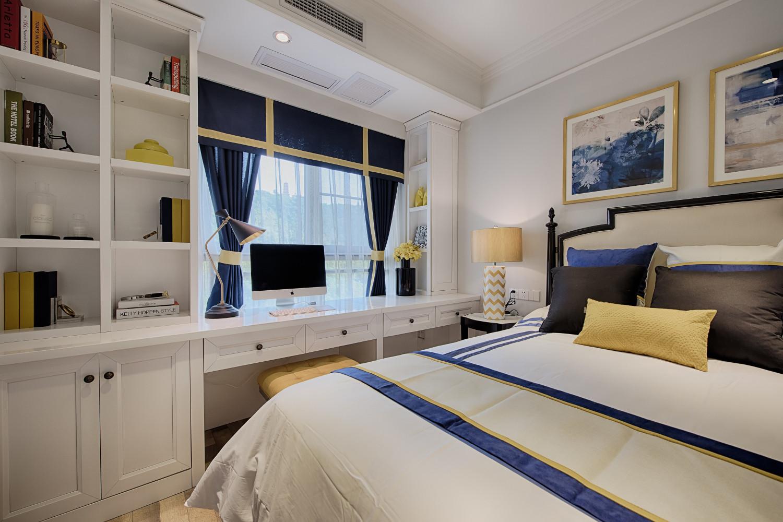 60平小户型设计卧室效果图