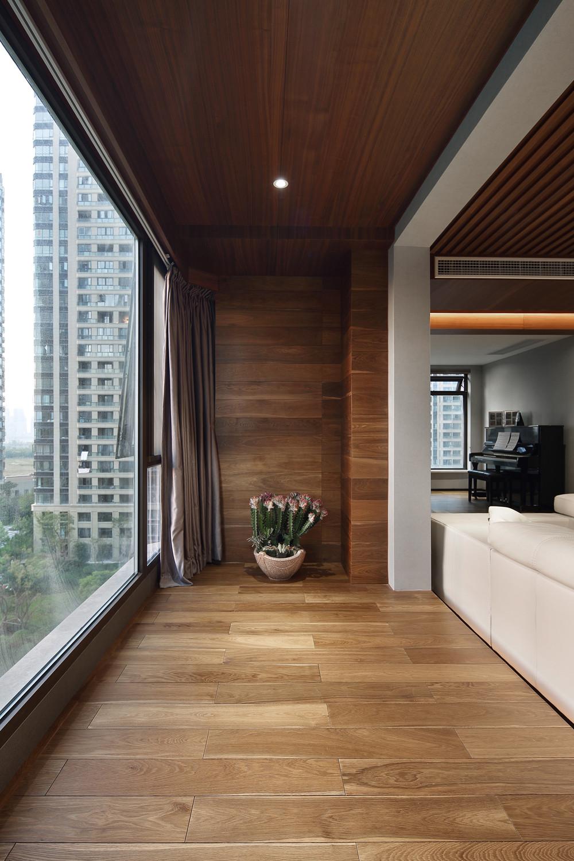 198平现代风格装修阳台图片