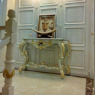 欧式风格别墅装修实景图