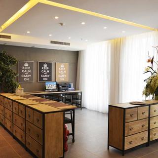 混搭办公室装修 给空间更多可能