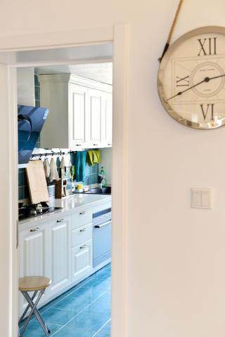 北欧风格三居装修橱柜图片