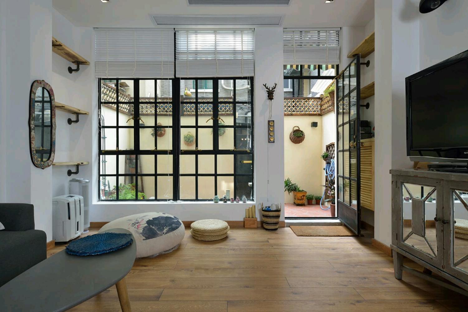 50平小户型装修客厅设计图