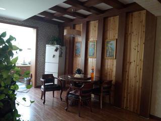 130㎡东南亚风格装修餐厅背景墙图片