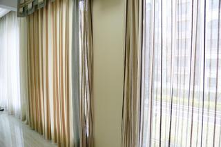 混搭三居室装修阳台窗图片