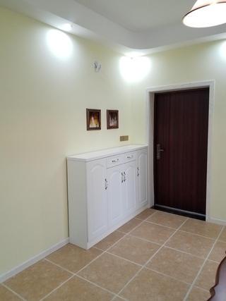 美式二居装修门厅图片