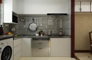一居室美式之家橱柜图片