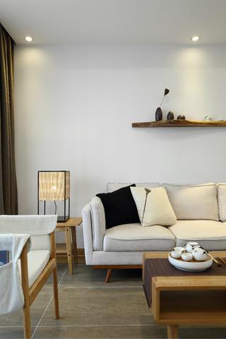 140平日式装修沙发图片