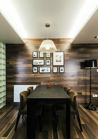 106平现代简约家餐厅设计图