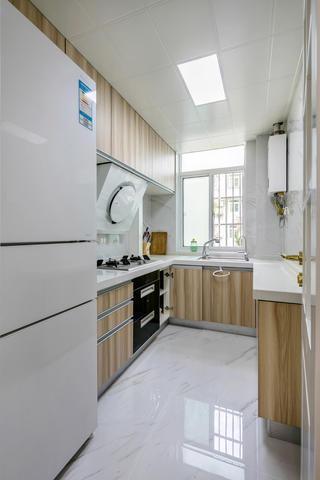 110㎡老房改造设计厨房改造后