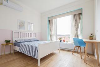 日式三居装修次卧效果图